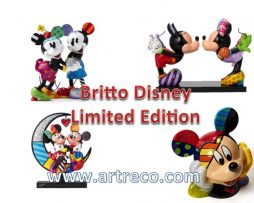 Britto Disney Limited Edition Products