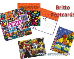 Britto Postcards