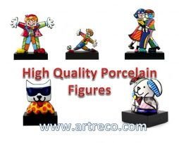 Britto High Quality Porcelain Figures - GOEBEL From Germany